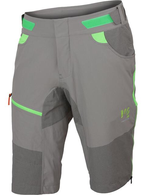 Karpos Free Shape Stone - Pantalones cortos Mujer - gris